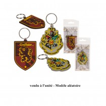 PORTE CLÉ PVC HARRY POTTER 7CM