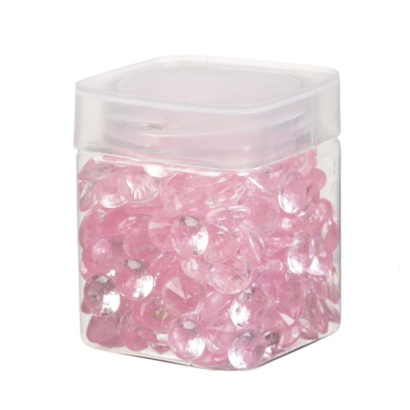 POT 110GR DIAMANT ROSE