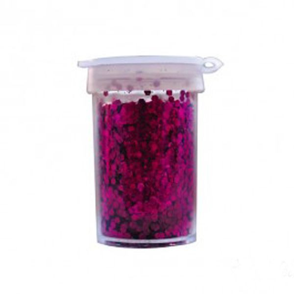 POT PAILLETTES HOLO 15 G - ROSE