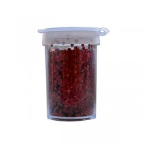 POT PAILLETTES HOLO 15 G - ROUGE