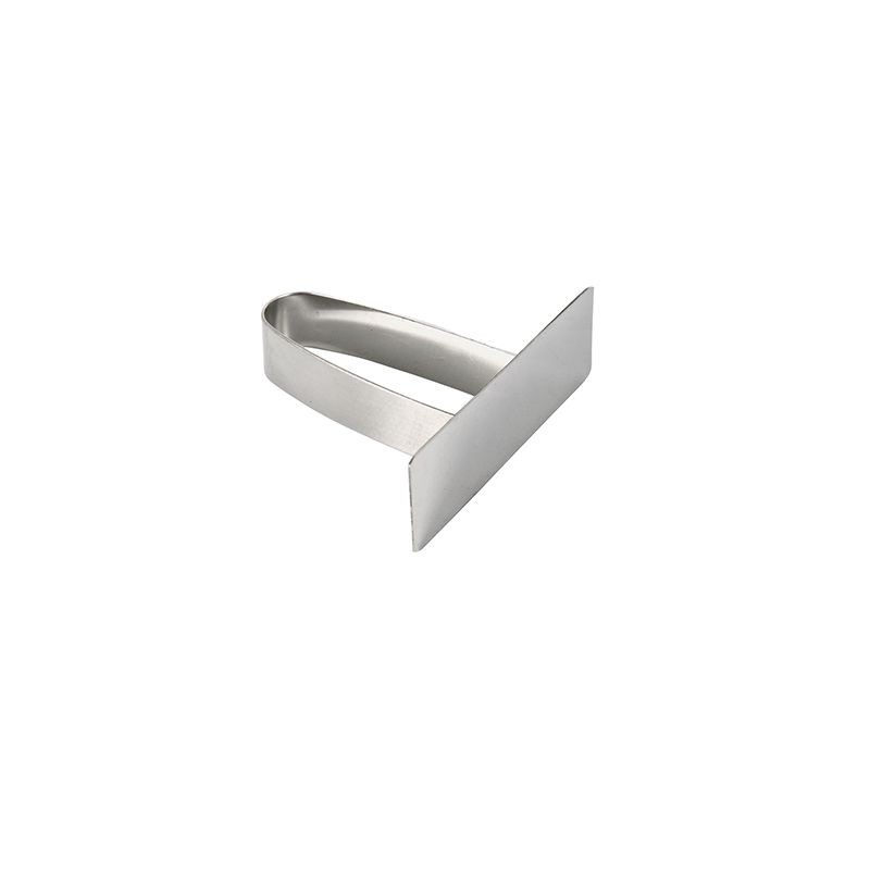 POUSSOIR RECTANGLE EMPORTE PIÈCE 8,5X3CM