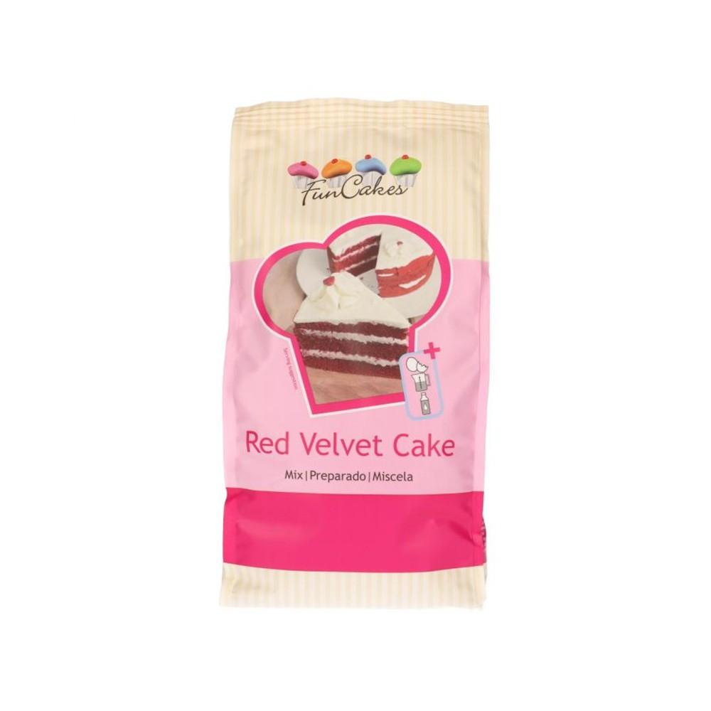 PRÉPARATION POUR RED VELVET CAKE 1KG