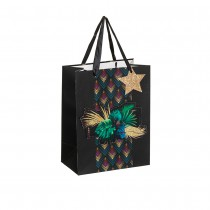SAC CADEAU POP-UP JUNGLE 17.8X9.8X22.9CM