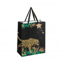 SAC CADEAU POP-UP JUNGLE 26X12.5X33CM