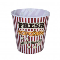 SEAU POP-CORN XXL VINTAGE RÉUTILISABLE 18CM