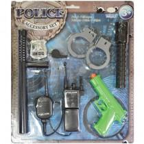 SET ACCESSOIRES POLICE GARÇON