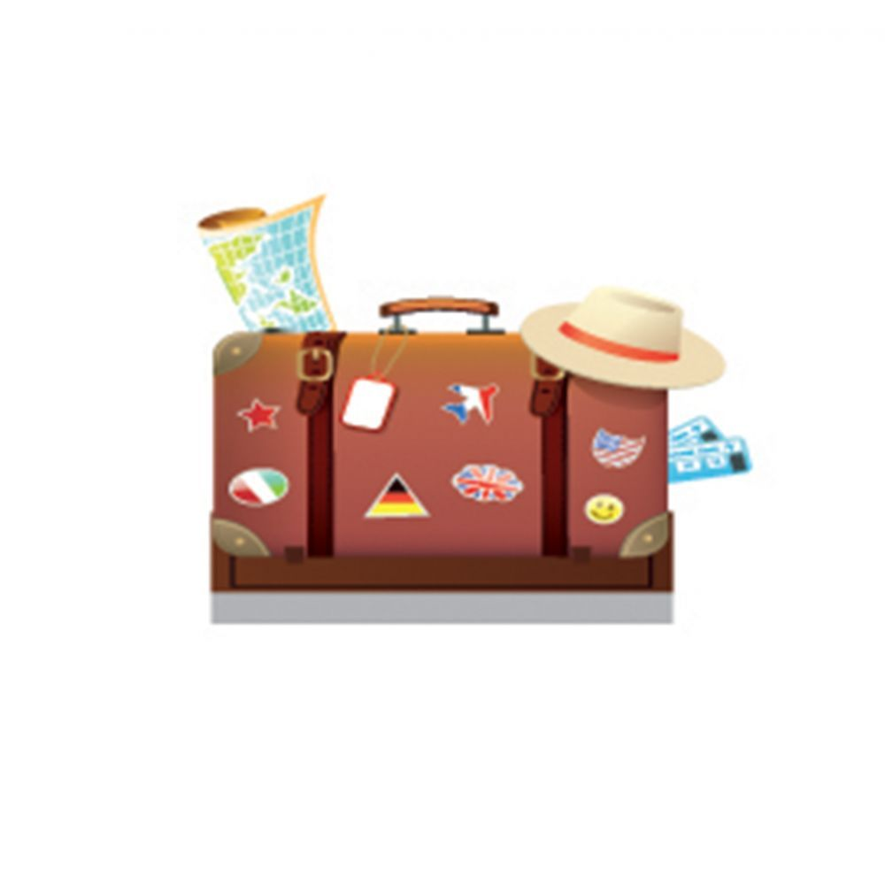 marque place valise voyage
