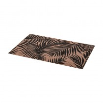 SET DE TABLE PALME 45X30CM NOIR