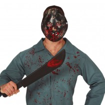 SET MASQUE + MACHETTE 54 CM