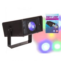 spot projecteur à led 7 couleurs