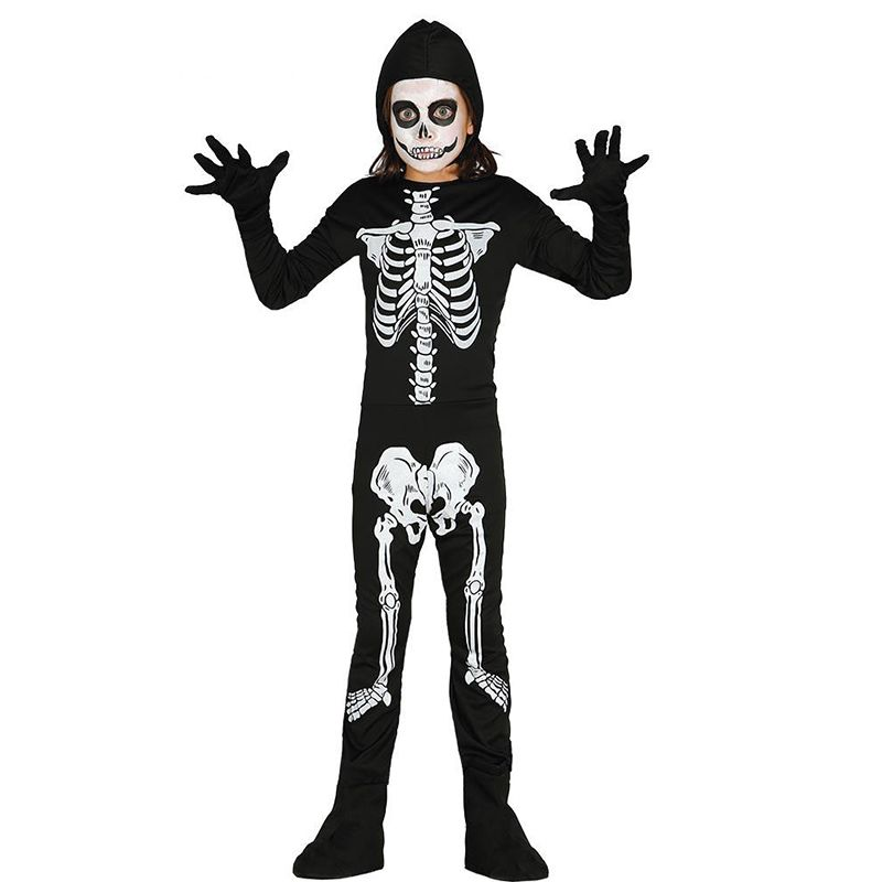 Déguisement squelette 4/6 ans