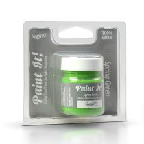 STYLO PINCEAU COMESTIBLE VERT ANIS