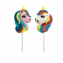 SUCETTE LICORNE MARSHMALLOW 35 GRS
