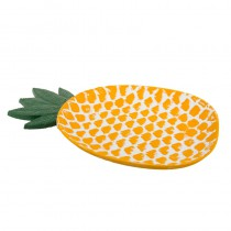 SUPPORT BOIS ANANAS 30X18X3CM
