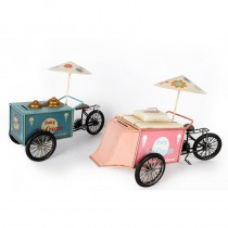 TIRELIRE TRICYCLE 33X22CM