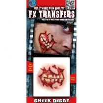 TRANSFERT 3D JOUE EN DÉCOMPOSITION