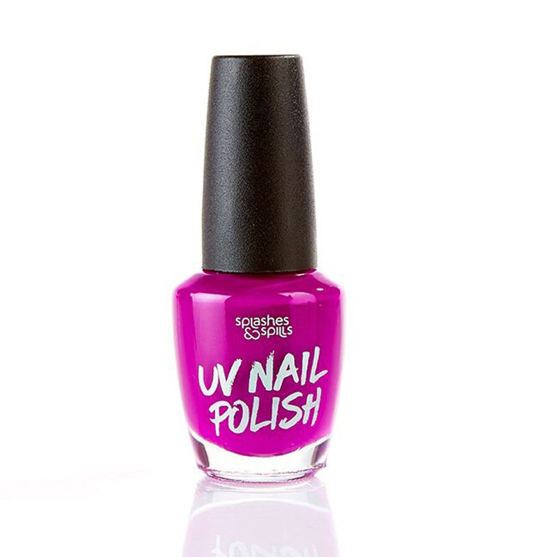 VERNIS À ONGLES UV VIOLET 13ML