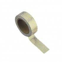 WASHI TAPE DENTELLE VINTAGE OR 15MMX10M