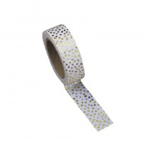 WASHI TAPE POIS OR 15MMX10M